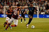 MLS 2013: AS Roma vs MLS All-Stars JUL 31