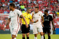 International soccer 2016: Liverpool FC vs AS Roma AUG 1