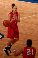 NCAA Women's Basketball 2014: Richmond vs Saint Louis Jan 22