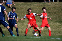 MSHSAA Soccer 2016: SLUH (#1) at Chaminade (#2) OCT 29