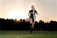 Missouri High School Women's Soccer: Frances Howl Central JUN 24