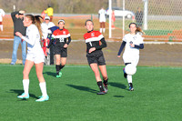 2015 HS Women's Soccer: Parkway Central vs Holt APR 04