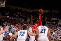 2014-01-29 NCAA Basketball Richmond vs Saint Louis